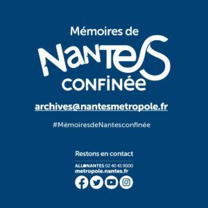 Mémoire Nantes Confinée